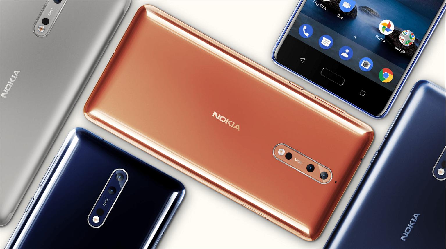 Tabletowo.pl Wszystkie Nokie mają otrzymać aktualizację do Androida P Aktualizacje Android Nokia Oprogramowanie Producenci Systemy