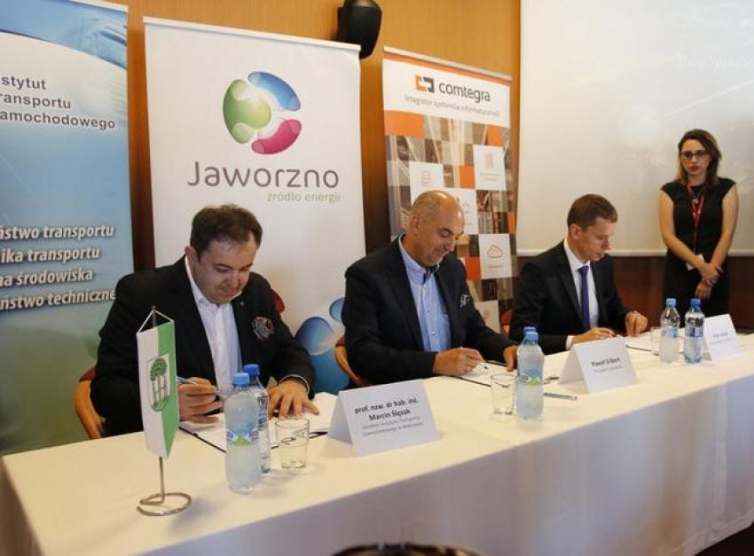 Autonomiczne samochody będą testowane w Polsce? Jaworzno już wykonało pierwsze kroki