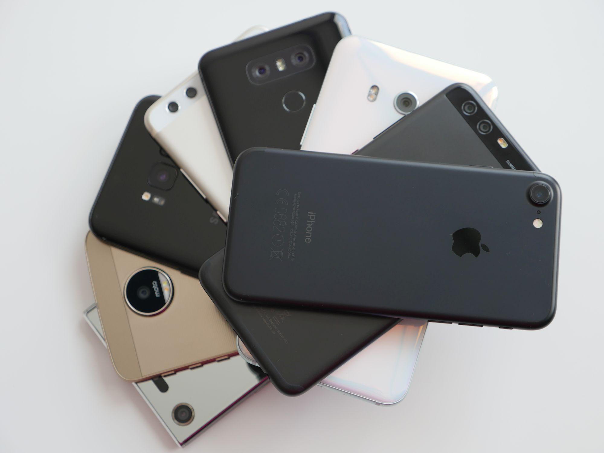 Przemyślenia po CESie, czyli jaki powinien być smartfon idealny? 1