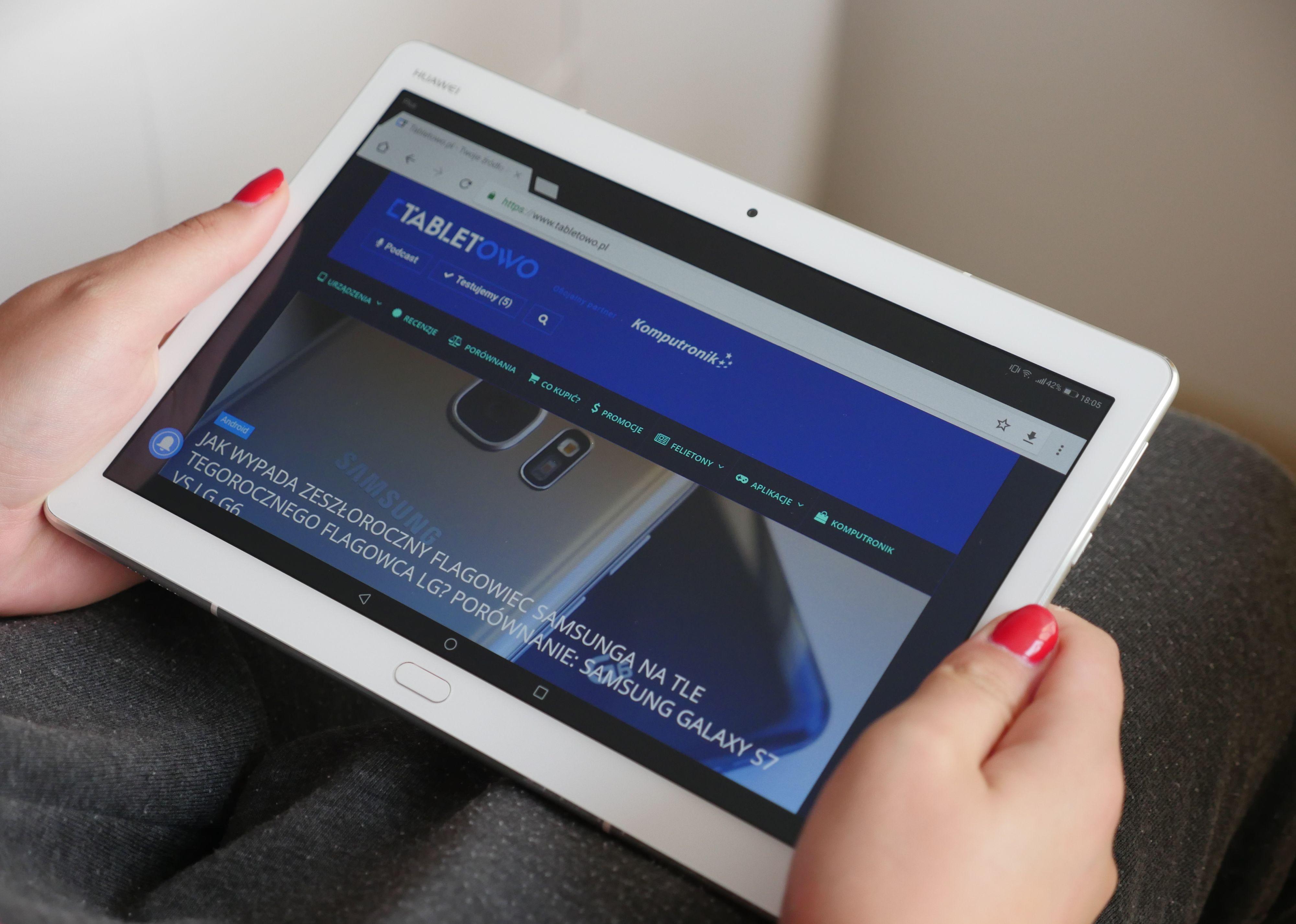 Tabletowo.pl Huawei MediaPad C5 będzie nowym, średniopółkowym tabletem ze Snapdragonem 435 na pokładzie Android Huawei Tablety