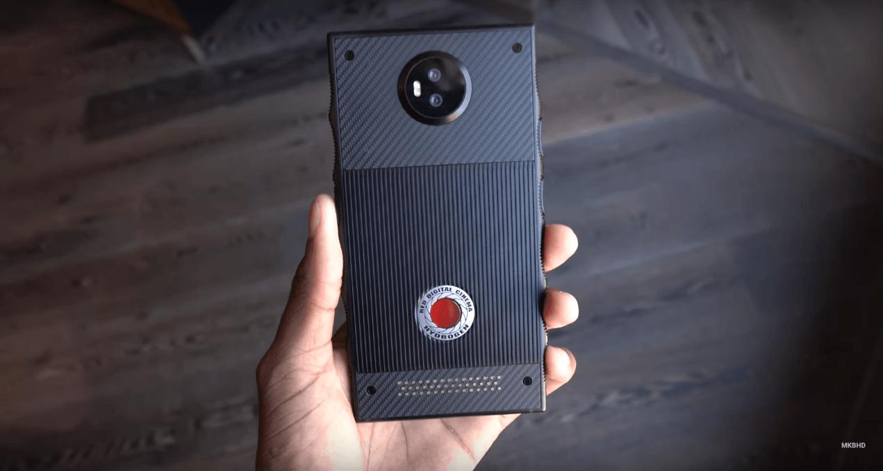Nadchodzi następca jednego z największych smartfonowych rozczarowań - RED Hydrogen Two