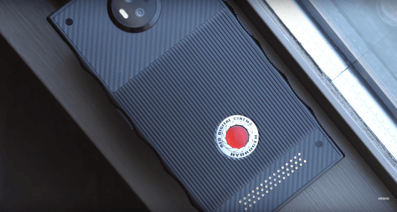 Tabletowo.pl Wreszcie wiemy, jak będzie działać ekran holograficzny w RED Hydrogen One Android Ciekawostki Rozszerzona rzeczywistość Smartfony