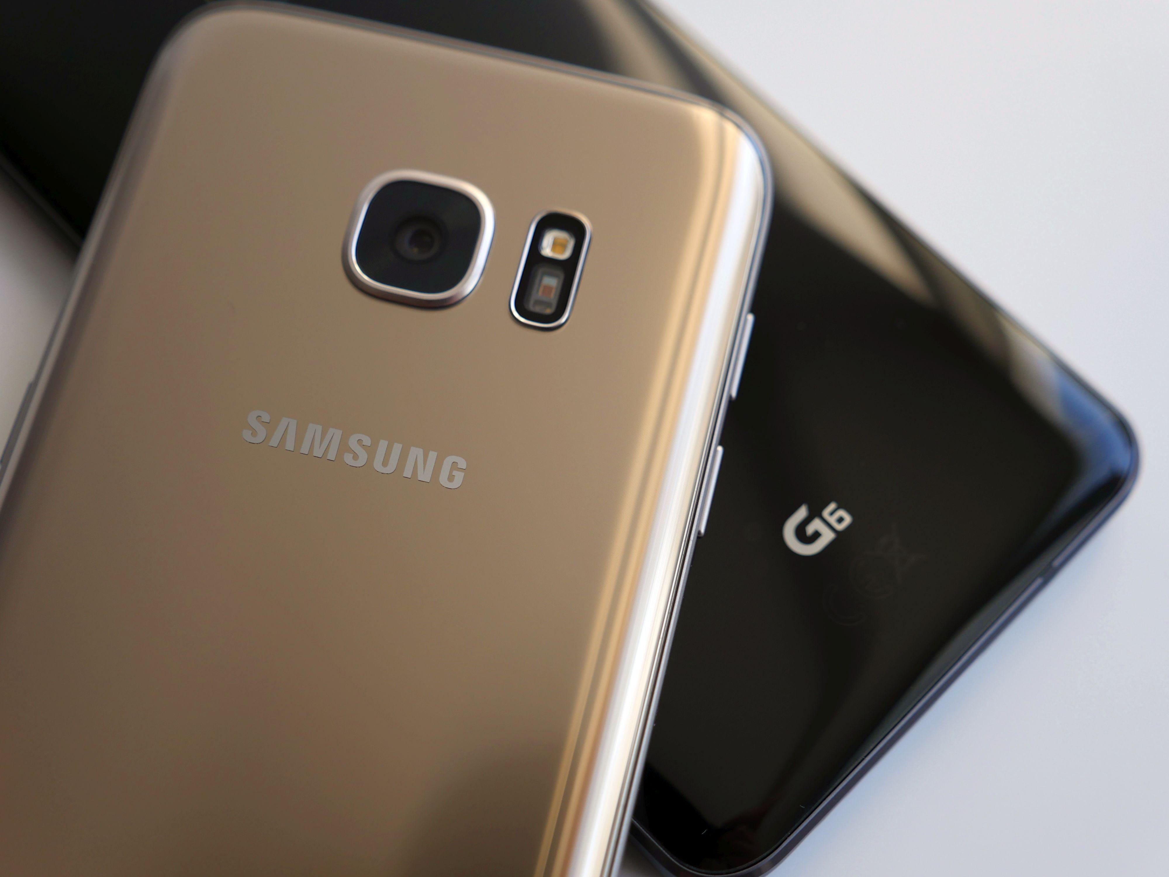 Jak wypada zeszłoroczny flagowiec Samsunga na tle tegorocznego flagowca LG? Porównanie: Samsung Galaxy S7 vs LG G6 20