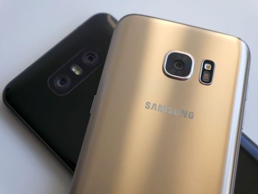 Jak wypada zeszłoroczny flagowiec Samsunga na tle tegorocznego flagowca LG? Porównanie: Samsung Galaxy S7 vs LG G6 26