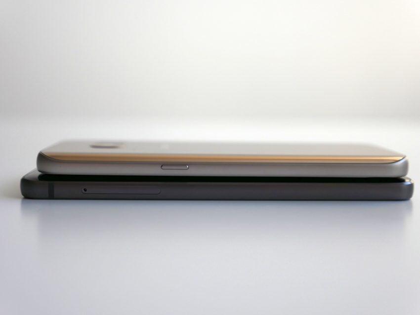 Jak wypada zeszłoroczny flagowiec Samsunga na tle tegorocznego flagowca LG? Porównanie: Samsung Galaxy S7 vs LG G6 24