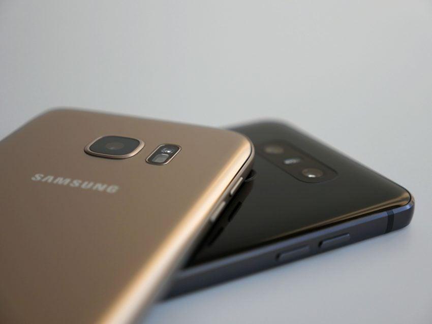 Jak wypada zeszłoroczny flagowiec Samsunga na tle tegorocznego flagowca LG? Porównanie: Samsung Galaxy S7 vs LG G6 27