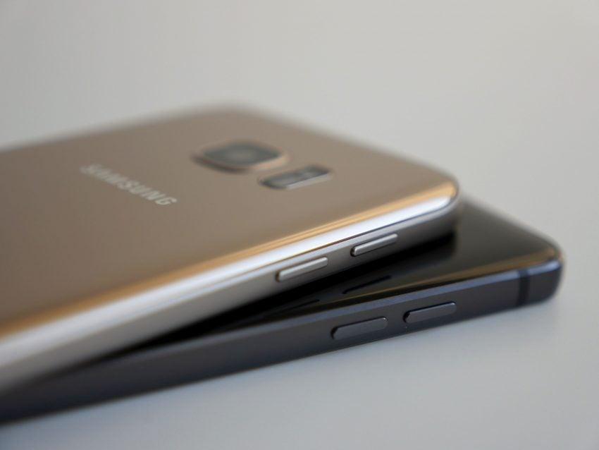 Jak wypada zeszłoroczny flagowiec Samsunga na tle tegorocznego flagowca LG? Porównanie: Samsung Galaxy S7 vs LG G6 29
