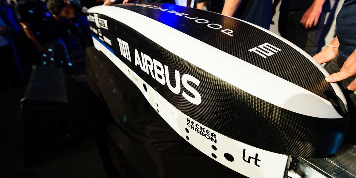 Niemieccy studenci po raz kolejny wygrali Hyperloop Pod. Tym razem ich model osiągnął ponad 320 kilometrów na godzinę 21