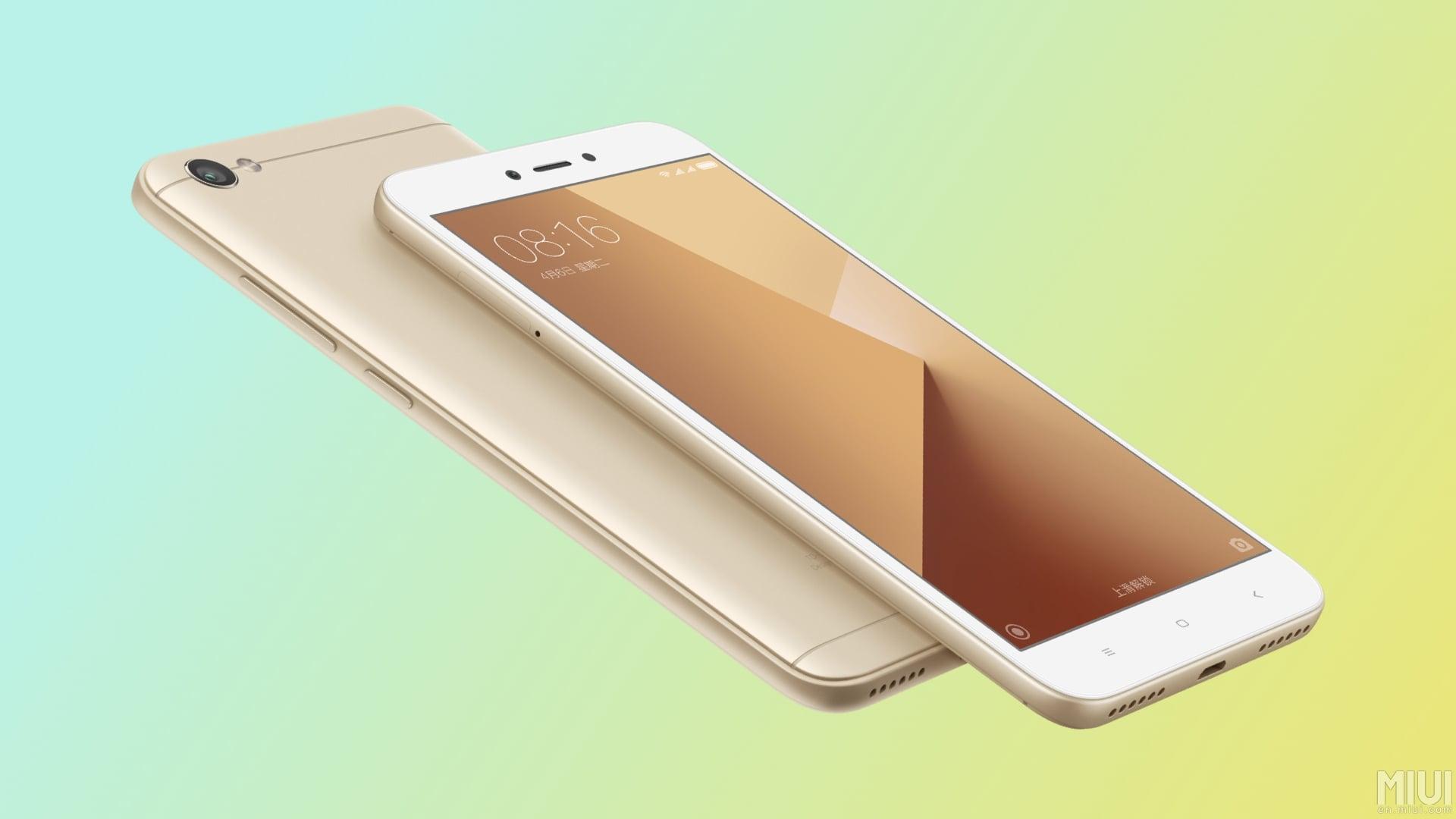 Tabletowo Wiemy już ile trzeba zapłacić za Xiaomi Redmi Note 5A z oficjalnej