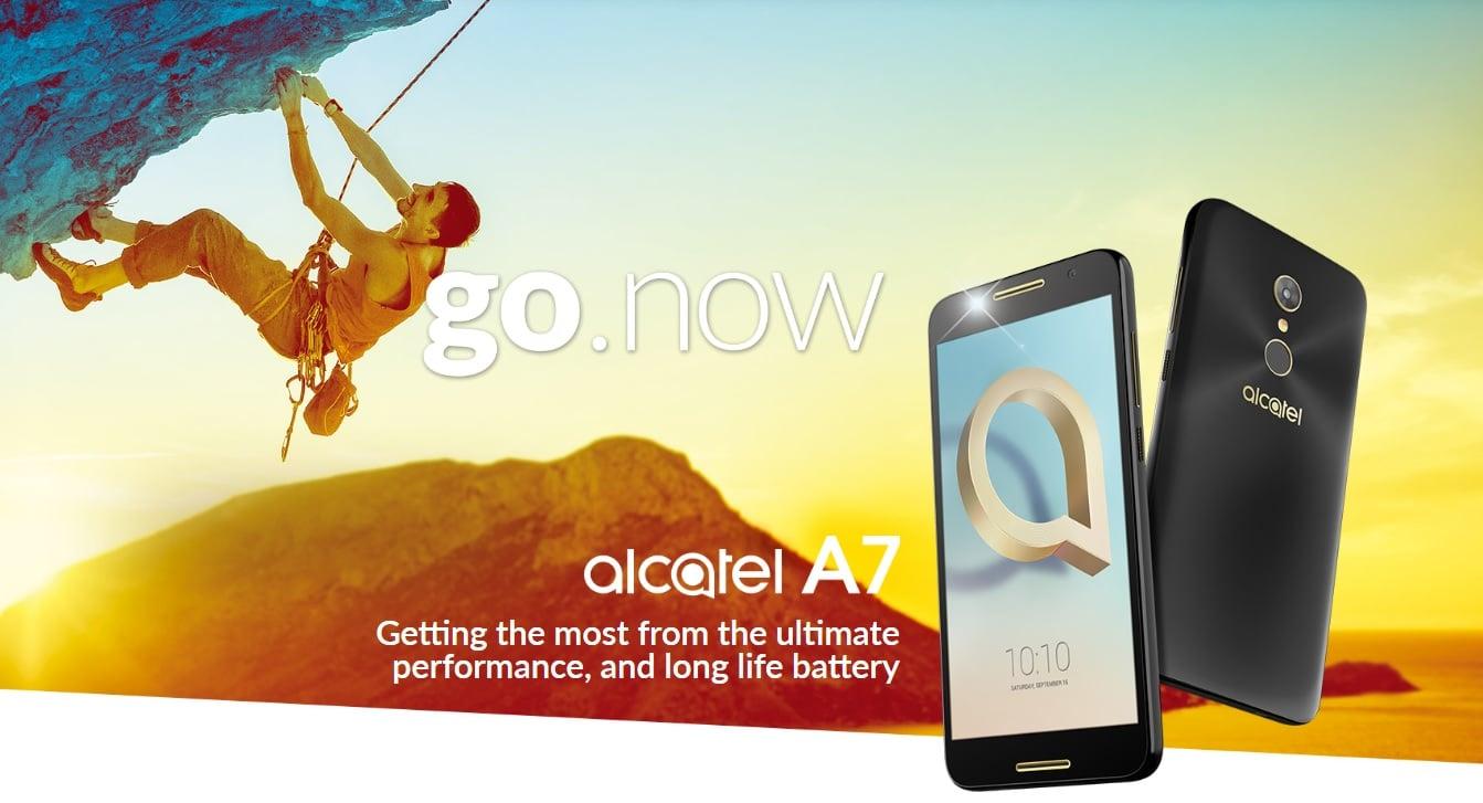 Alcatel A7 i Alcatel A7 XL zadebiutowały na targach IFA 2017 w Berlinie 27