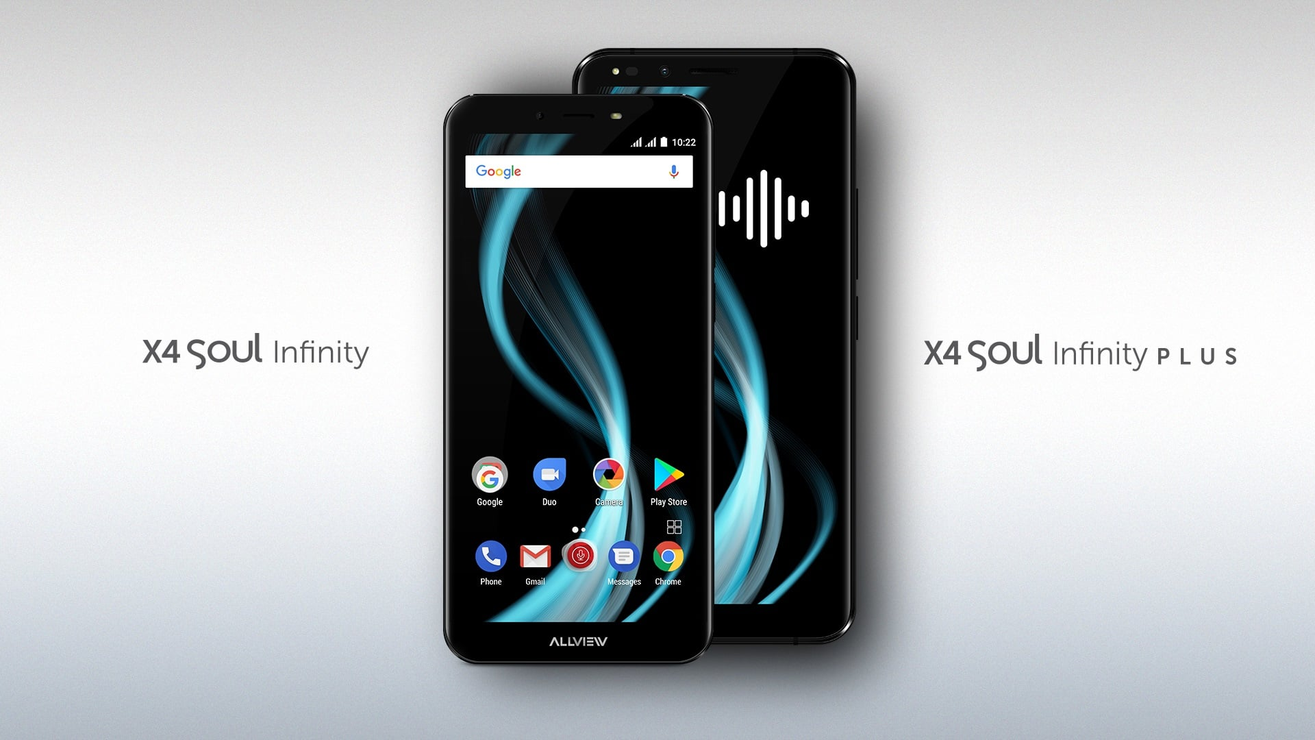 Tabletowo.pl Allview zapowiada modele X4 Soul Infinity i X4 Soul Infinity Plus. To mają być bardzo inteligentne bestie Allview Android Nowości Smartfony
