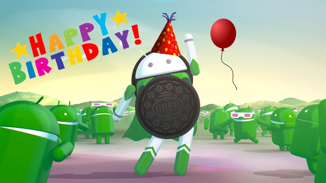 Android jest już z nami dziewięć lat 21