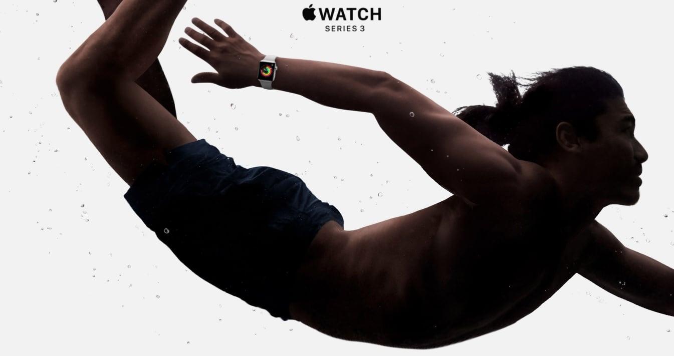 W Apple Watch series 3 LTE występują problemy z łącznością 24