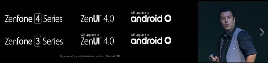 Tabletowo.pl Właściciele ZenFone 3 trochę sobie poczekają na Androida Oreo. Ale Asus zdradził, do kiedy go dostaną Android Asus Smartfony