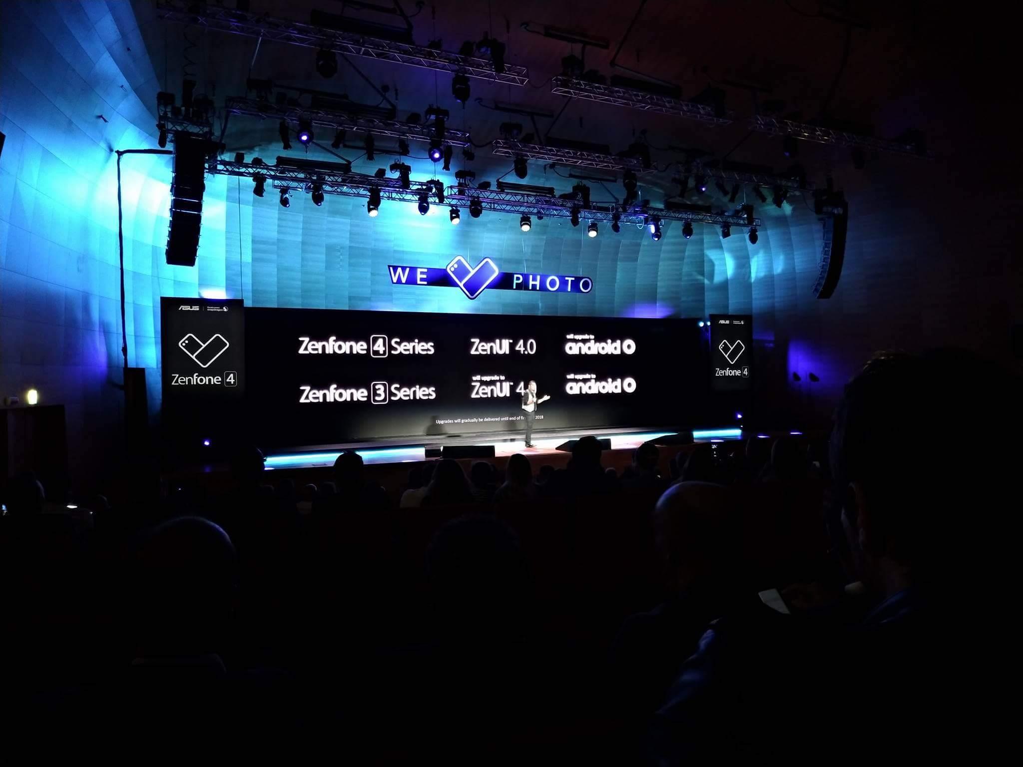 Właściciele ZenFone 3 trochę sobie poczekają na Androida Oreo. Ale Asus zdradził, do kiedy go dostaną 21