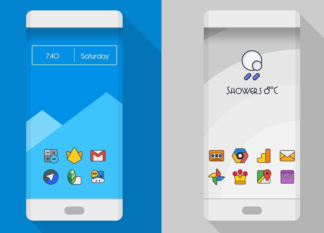 Jak przycebulić na paczkach ikon na Androida? Te są tymczasowo darmowe 19