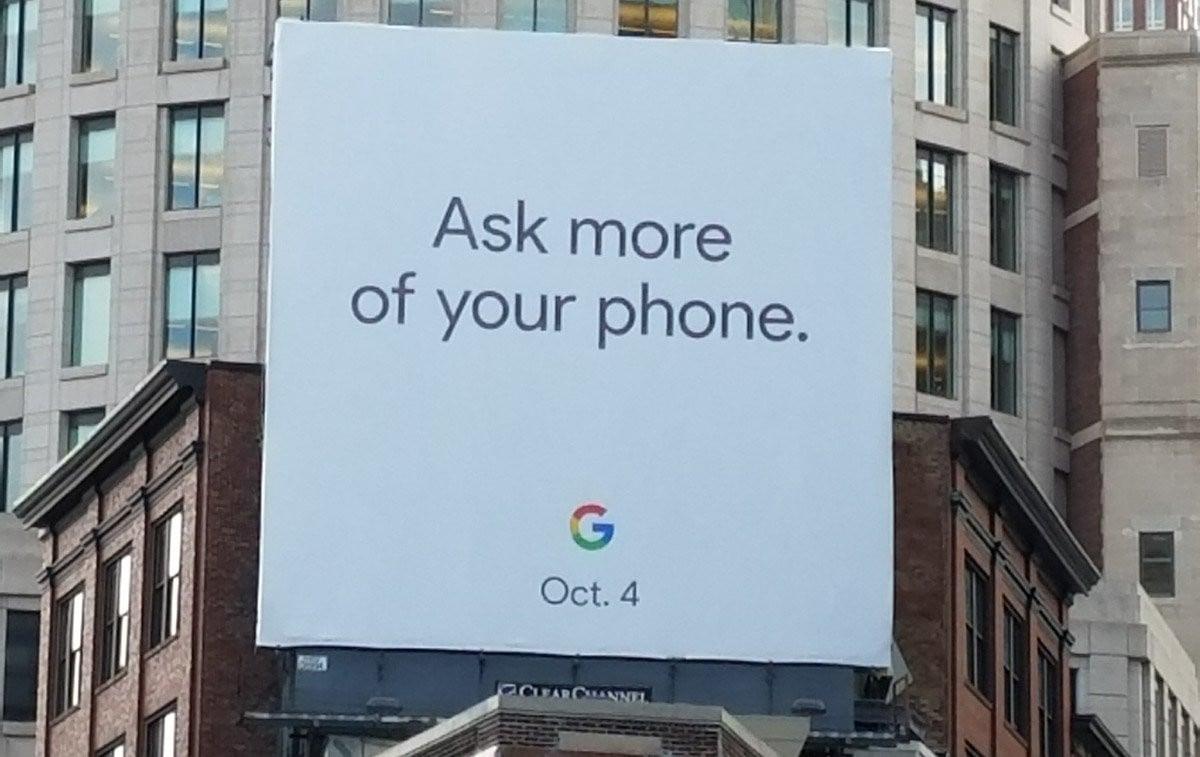Tabletowo.pl Google oficjalnie potwierdziło datę premiery tegorocznych Pixeli Android Google Smartfony