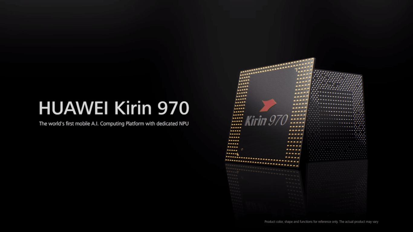 Kirin 970 oficjalnie. To pierwszy tak zaawansowany technologicznie i inteligentny procesor Huawei 22