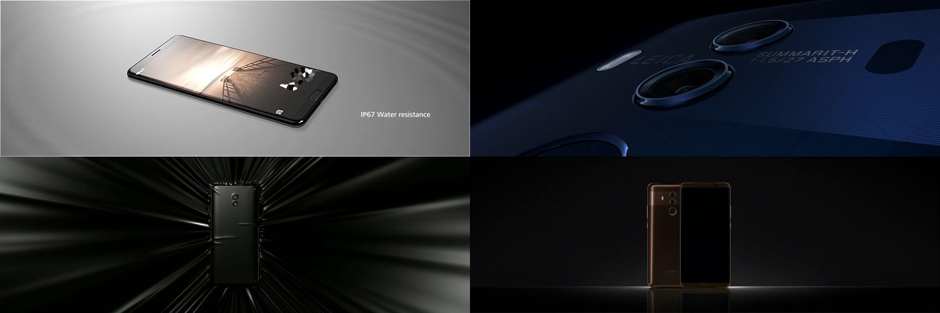 Tabletowo.pl Wyciekły kluczowe informacje na temat Huawei Mate 10 i Mate 10 Pro. Sporo tego Android Huawei Plotki / Przecieki Smartfony