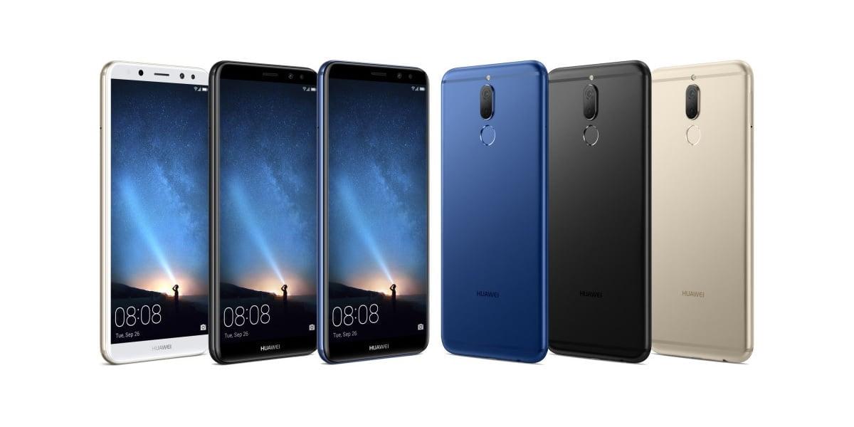 """Znamy wszystkie szczegóły na temat Huawei Mate 10 Lite. Smartfon wygląda """"dziwnie"""" znajomo 14"""