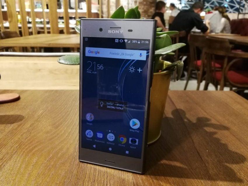 Rozpoczynamy testy Sony Xperia XZ1 21