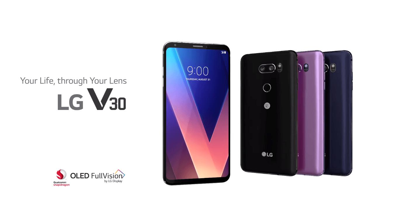 Tabletowo.pl LG V30 sprzedaje się dobrze. Szału nie ma, ale zawstydził LG G6 Android LG Raporty/Statystyki Smartfony