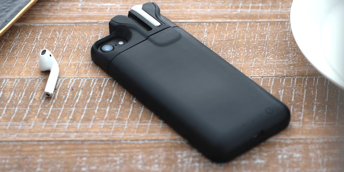 PodCase, czyli etui na iPhone'a, które naładuje Ci i telefon, i słuchawki 18