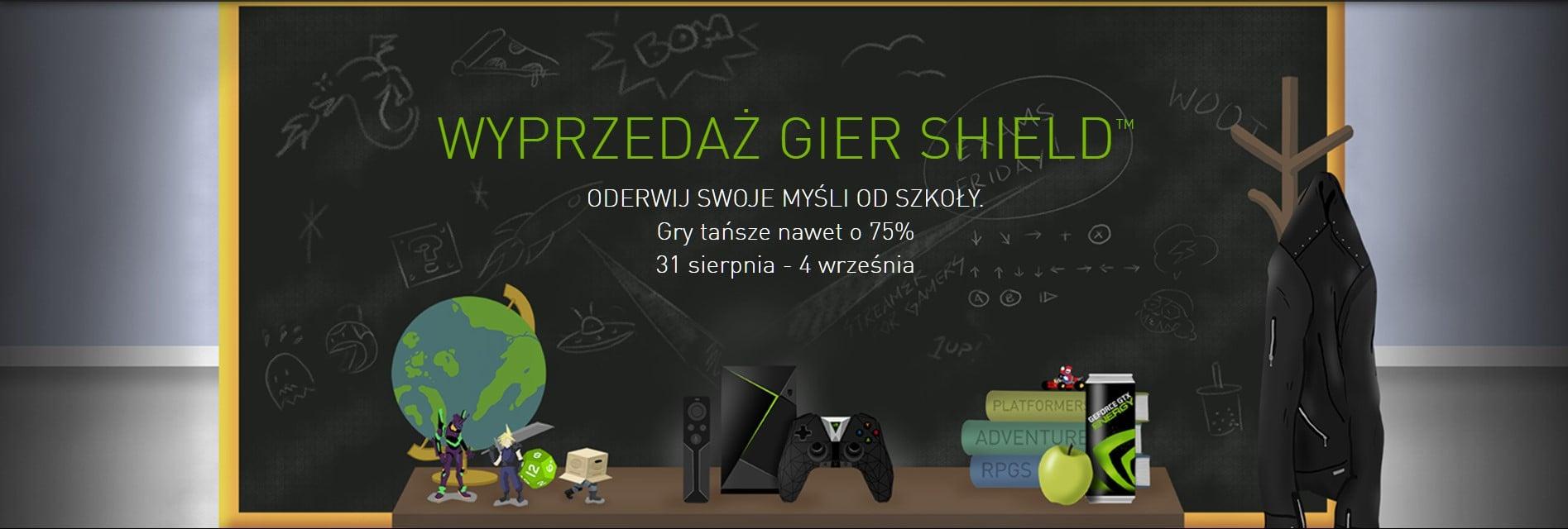 Tabletowo.pl NVIDIA wynagradza początek roku szkolnego obniżką cen gier - nawet o 75% NVIDIA Promocje