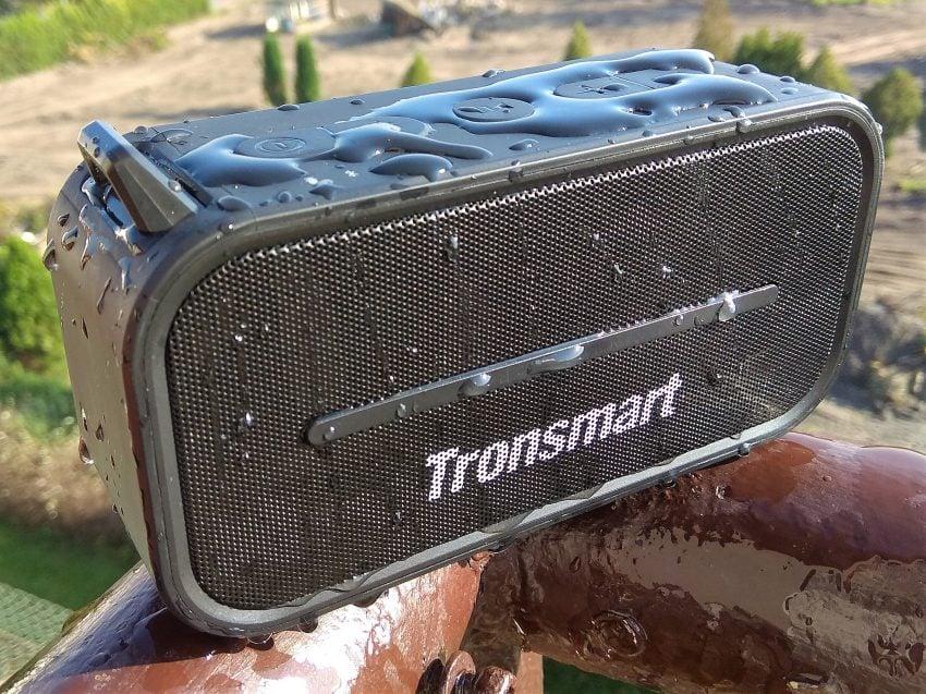 Tabletowo.pl Recenzja Tronsmart Element T2 – głośnika Bluetooth, dzięki któremu imprezę zabierzesz ze sobą Akcesoria Audio Recenzje Sprzęt