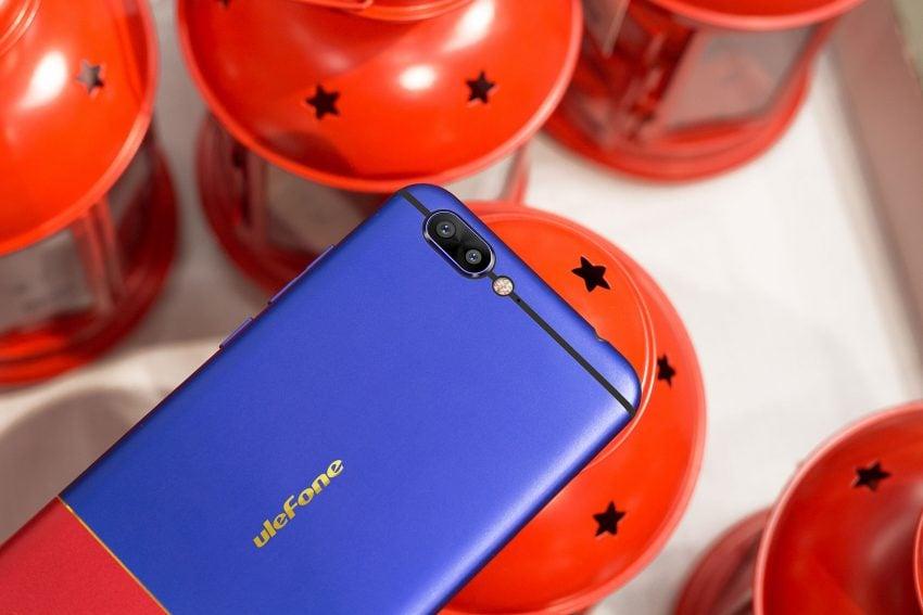 Tabletowo.pl Kolorowy Ulefone T1 w specjalnej edycji ze 128 GB pamięci za 300 dolarów Chińskie Smartfony