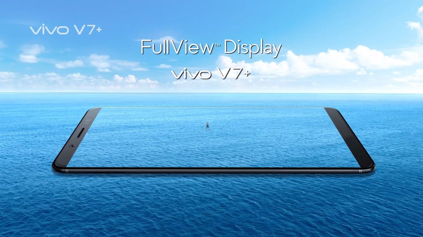 Vivo V7+ z 5,99-calowym ekranem 18:9, Snapdragonem 450 i kamerką 24 Mpix zaprezentowany w Indiach 16