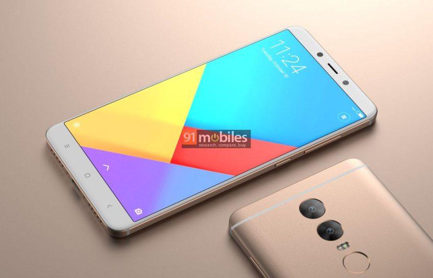 Tabletowo.pl Stare-nowe szaty króla? Całkiem możliwe, że tak będzie wyglądać Xiaomi Redmi Note 5 Plotki / Przecieki Smartfony Xiaomi