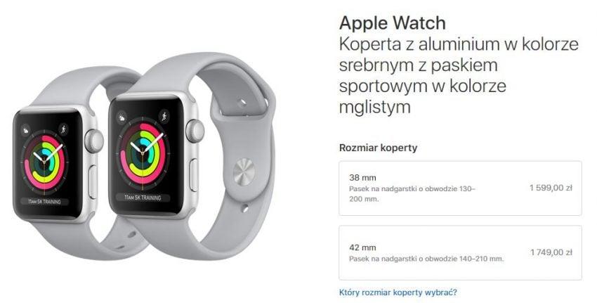 Tabletowo.pl Ludzie rzucili się na zegarki Apple Watch z LTE. Stanowią one aż 80% zamówień Apple Wearable