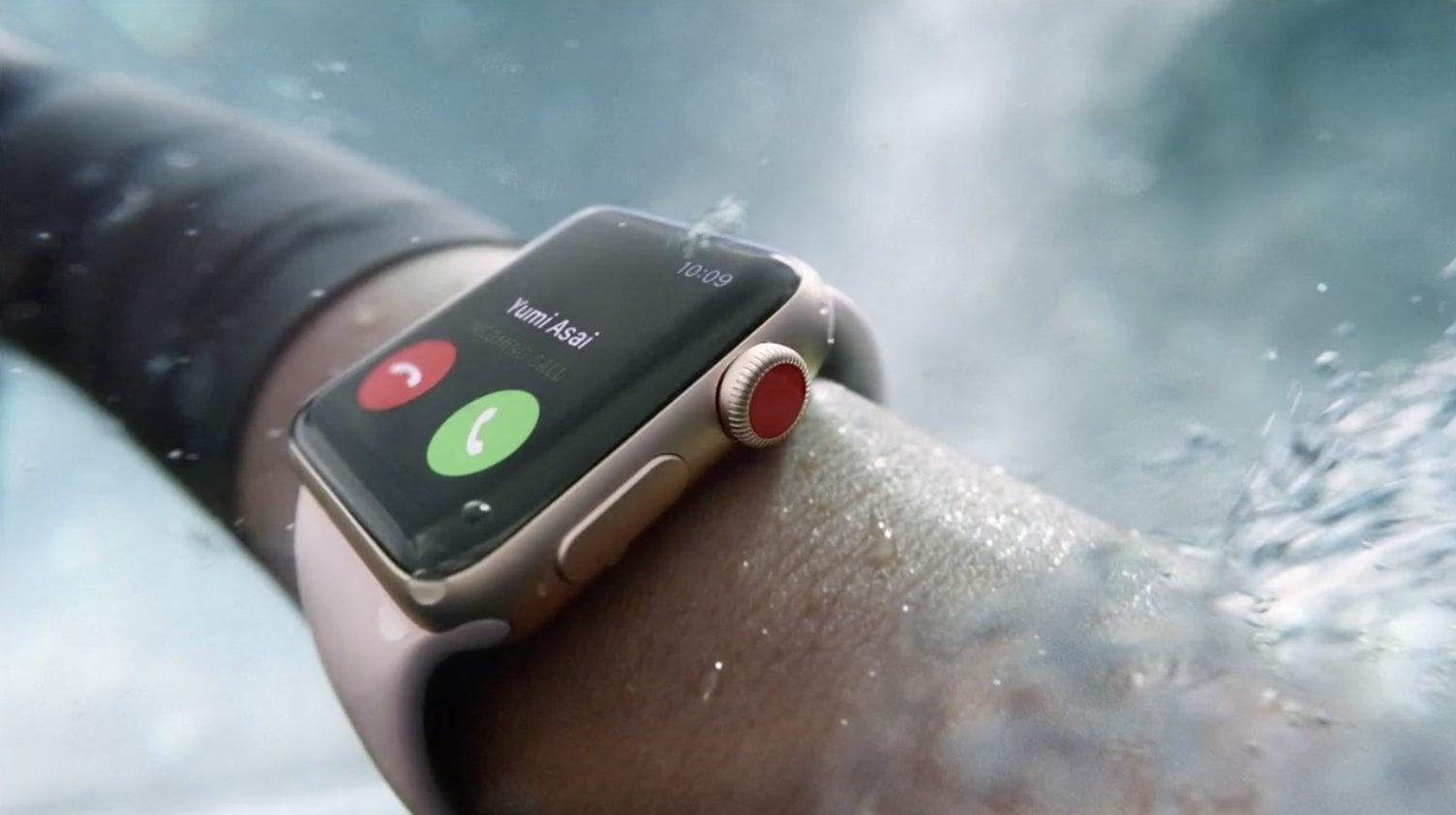 Wydawało się, że Apple Watch 3. generacji nie zmieni nic, a zmienił sporo. Smartwatche notują wzrosty 32