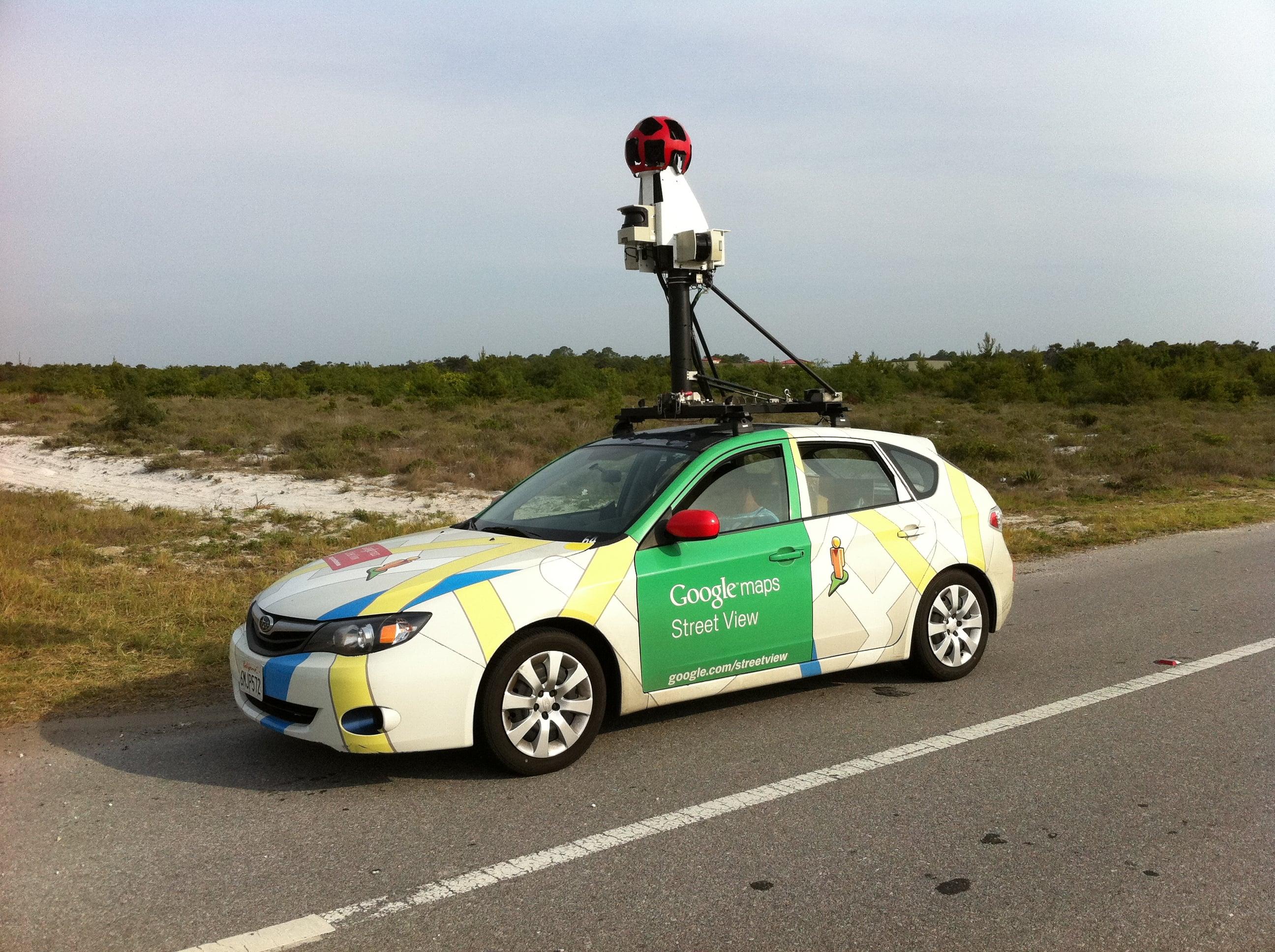 Zobaczcie, ile procent globu można podejrzeć w Street View 18