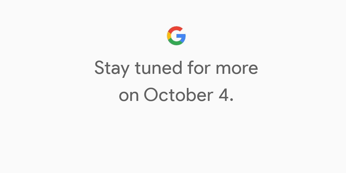 Tabletowo.pl Czwarty października, czyli Google prezentuje nowe Pixele - live blog Android Google Na żywo Smartfony Wydarzenia