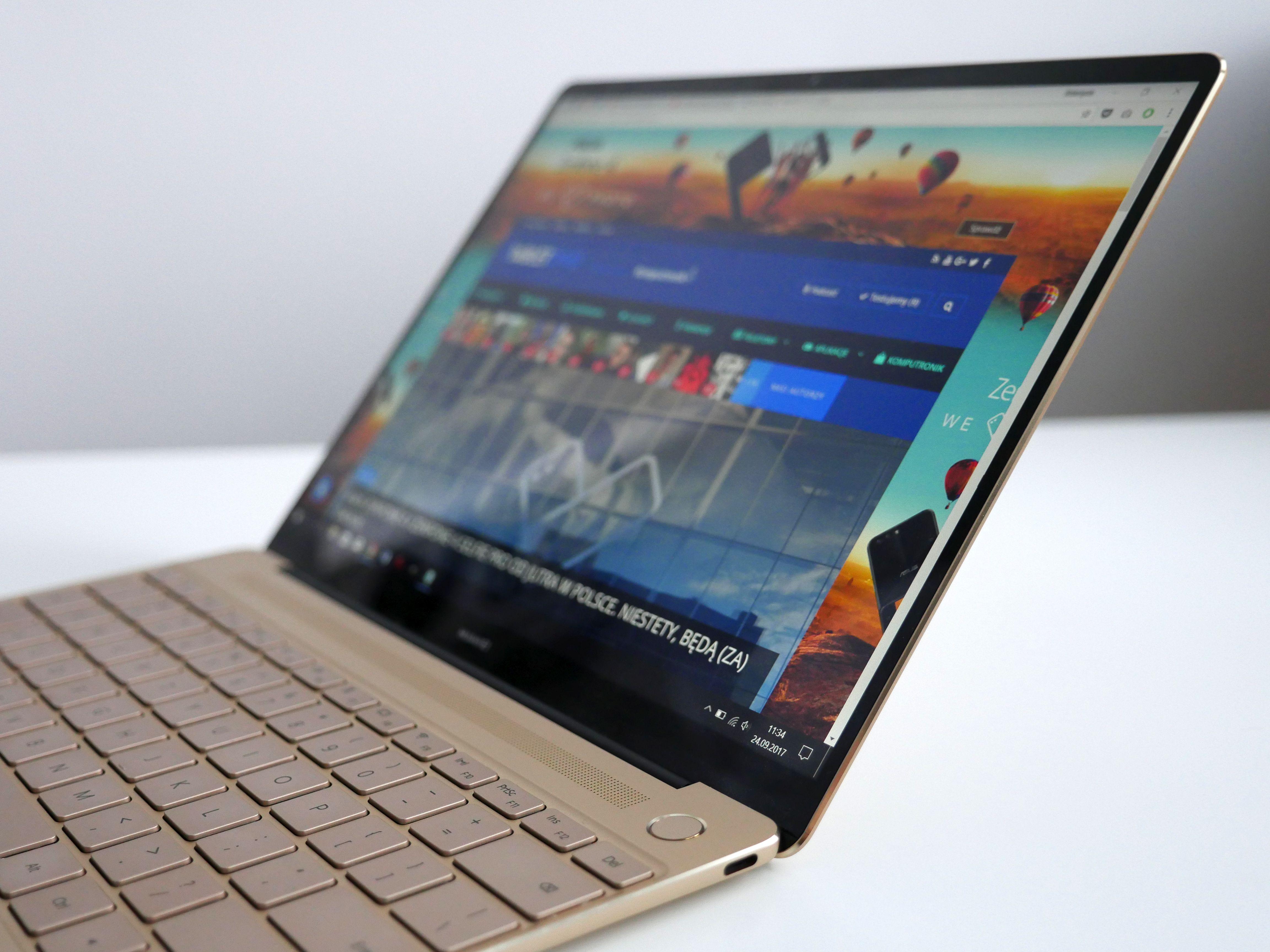 """Tabletowo.pl Chyba powinniśmy zmienić definicję """"laptopa do pracy"""" Hybrydy Intel Nowości Windows"""