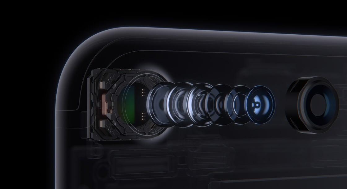 Tabletowo.pl Przyszłe iPhone'y będą miały aparaty o rozdzielczości ponad 12 Mpix Apple iOS Smartfony