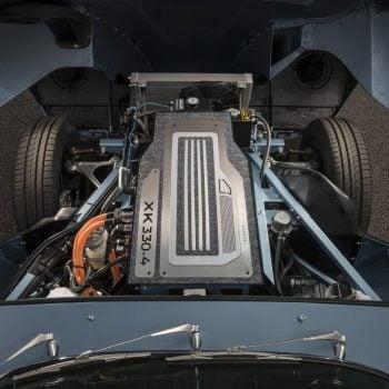 """Motoryzacja przyszłości od Jaguara. Kierownica niczym z """"Jasia Fasoli"""" 23"""