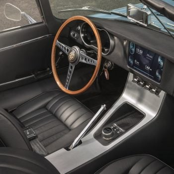 """Motoryzacja przyszłości od Jaguara. Kierownica niczym z """"Jasia Fasoli"""" 24"""