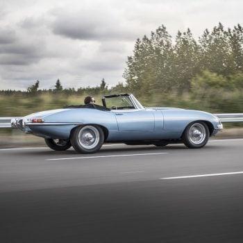 """Motoryzacja przyszłości od Jaguara. Kierownica niczym z """"Jasia Fasoli"""" 25"""