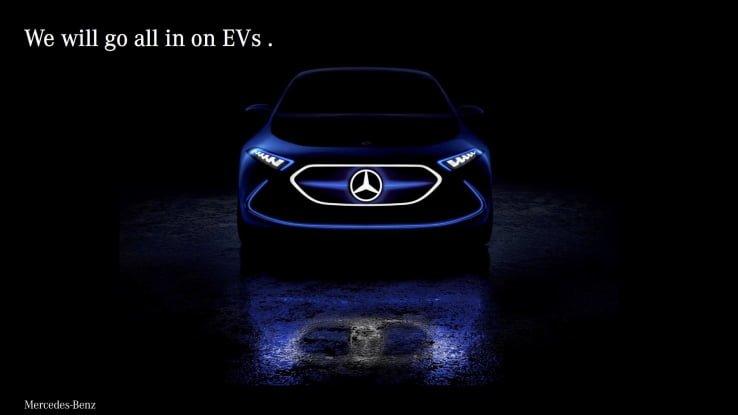 Mercedes-Benz oraz Volkswagen - oto producenci samochodów elektrycznych 21