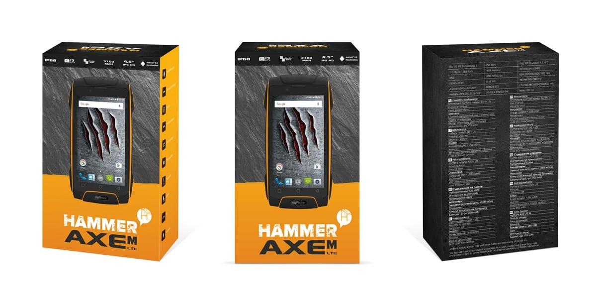 Promocja: myPhone Hammer AXE M LTE aż o 30% taniej, ale tylko do przyszłej niedzieli 18