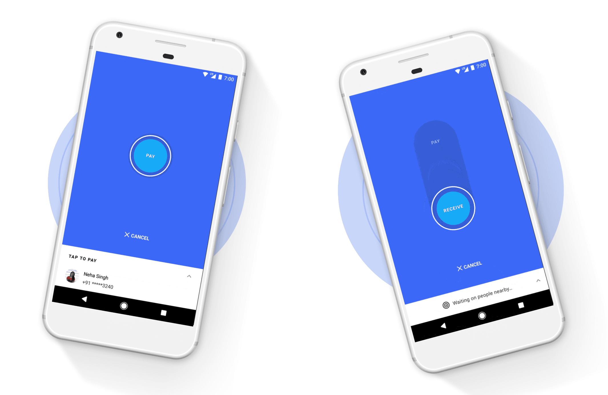 Tez to nowa aplikacja do płatności mobilnych od Google 27