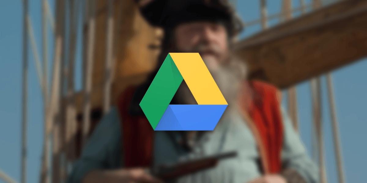 The Pirate Bay jeszcze istnieje, ale piraci wolą wykorzystywać Dysk Google 25