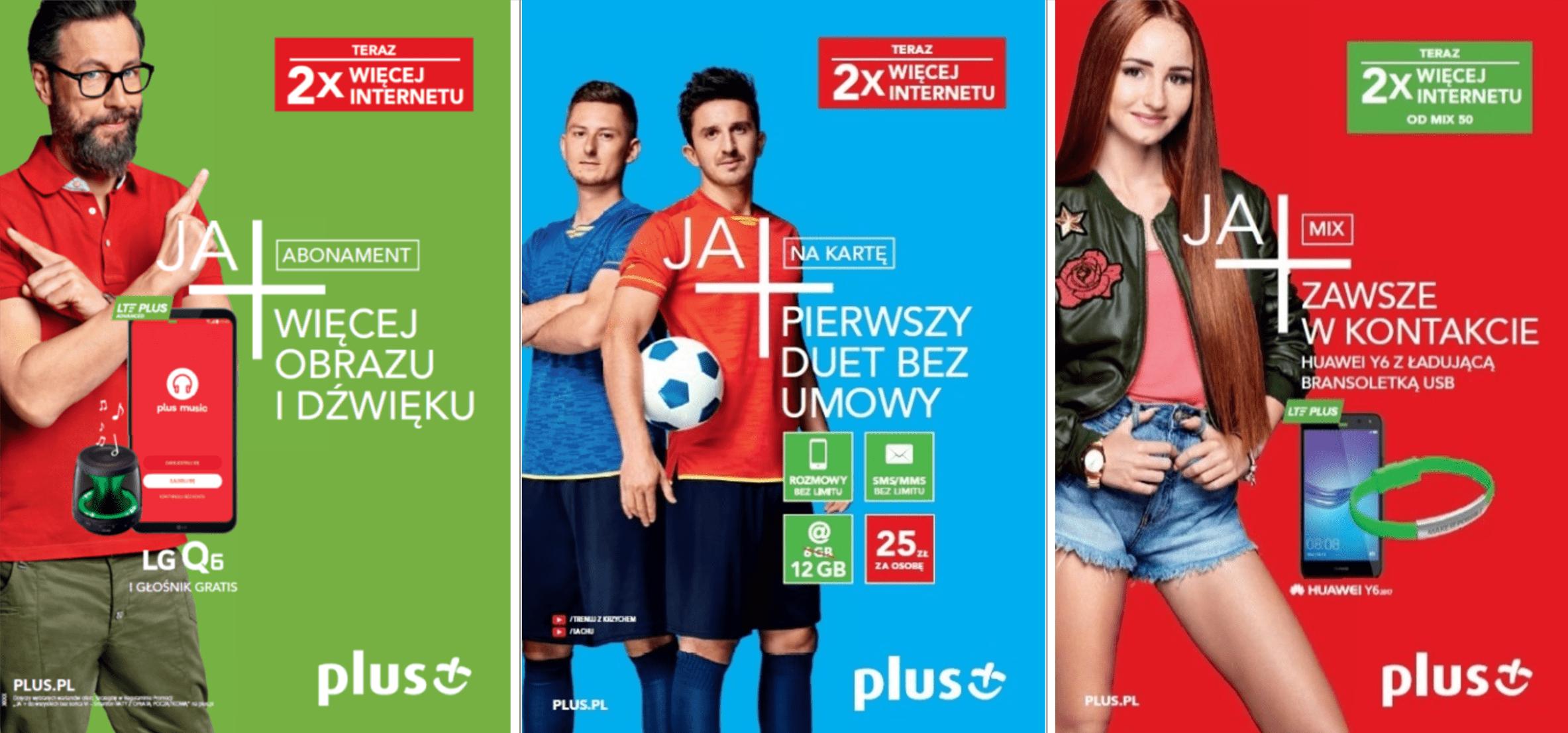 Tabletowo.pl Plus zaoferuje swoim klientom dwa razy więcej internetu w ofertach abonamentowych, mixie i na kartach GSM