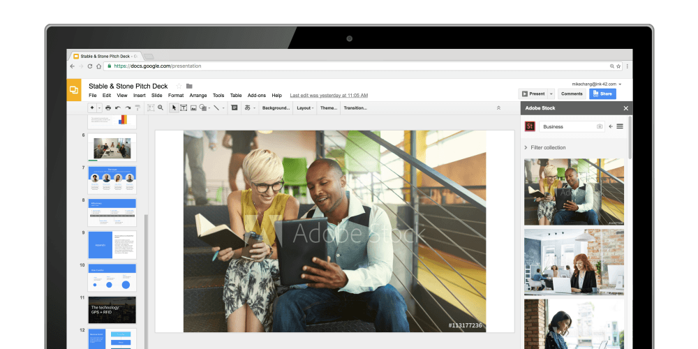 Tabletowo.pl Prezentacje Google doczekały się sporej aktualizacji. Jak tak dalej pójdzie, to PowerPoint odejdzie do lamusa Aktualizacje Aplikacje Google Oprogramowanie