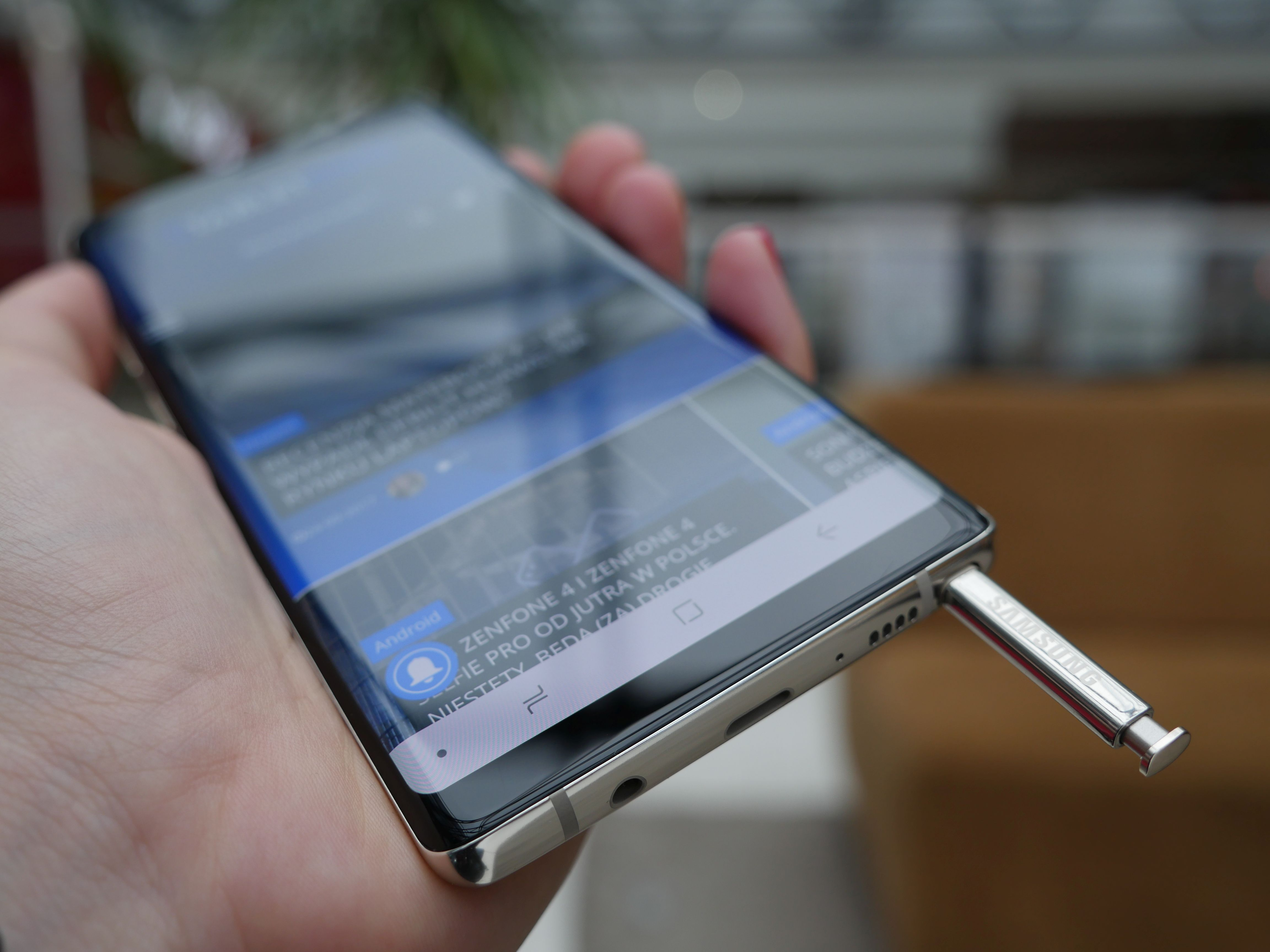 Tabletowo.pl Wysoka cena nie przeszkodziła Galaxy Note 8 dobrze się sprzedać Android Raporty/Statystyki Samsung Smartfony