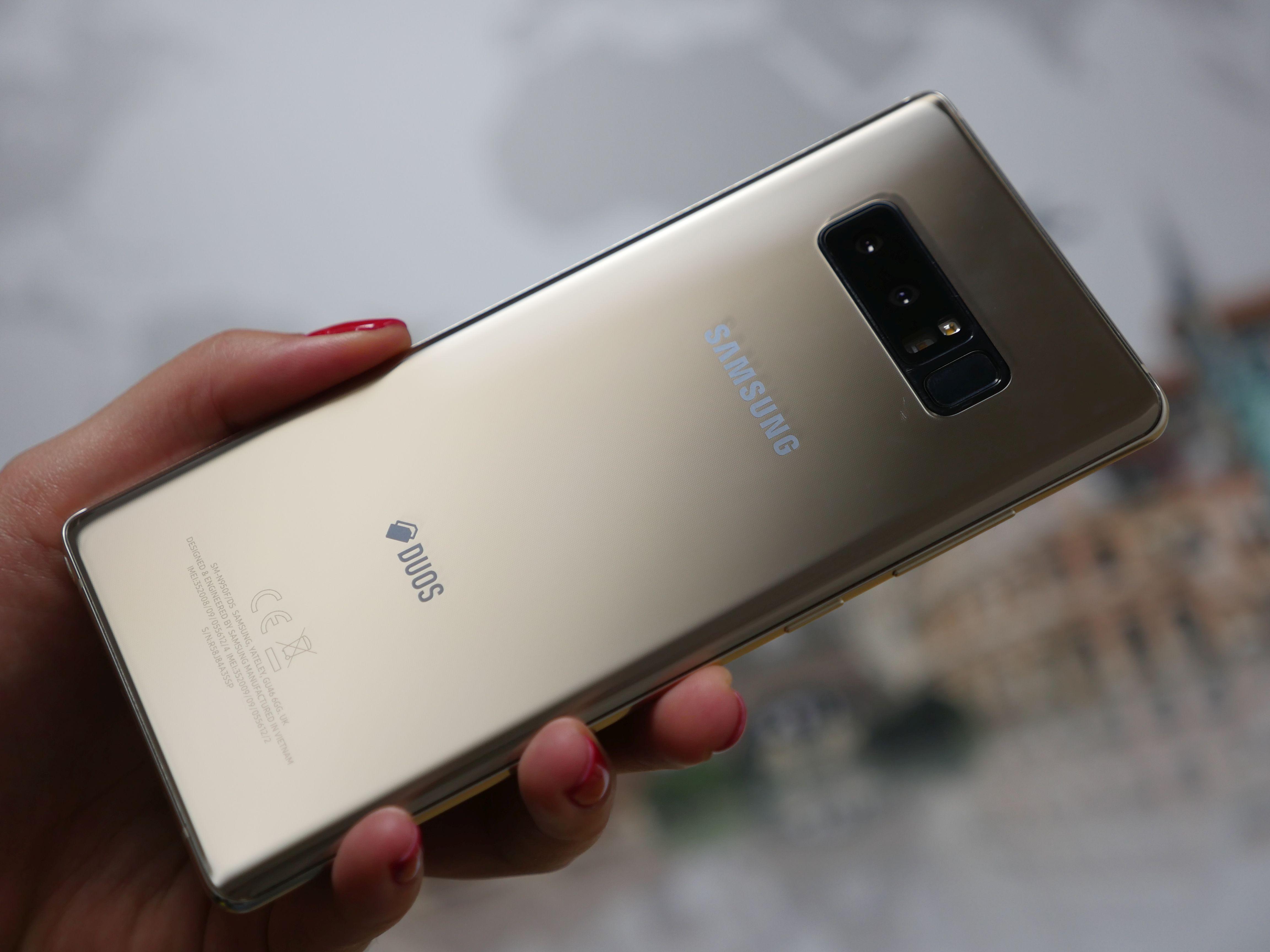 Tabletowo.pl To się nazywa okazja: Samsung Galaxy Note 8 za niewiele ponad 2500 złotych! Android Promocje Samsung Smartfony