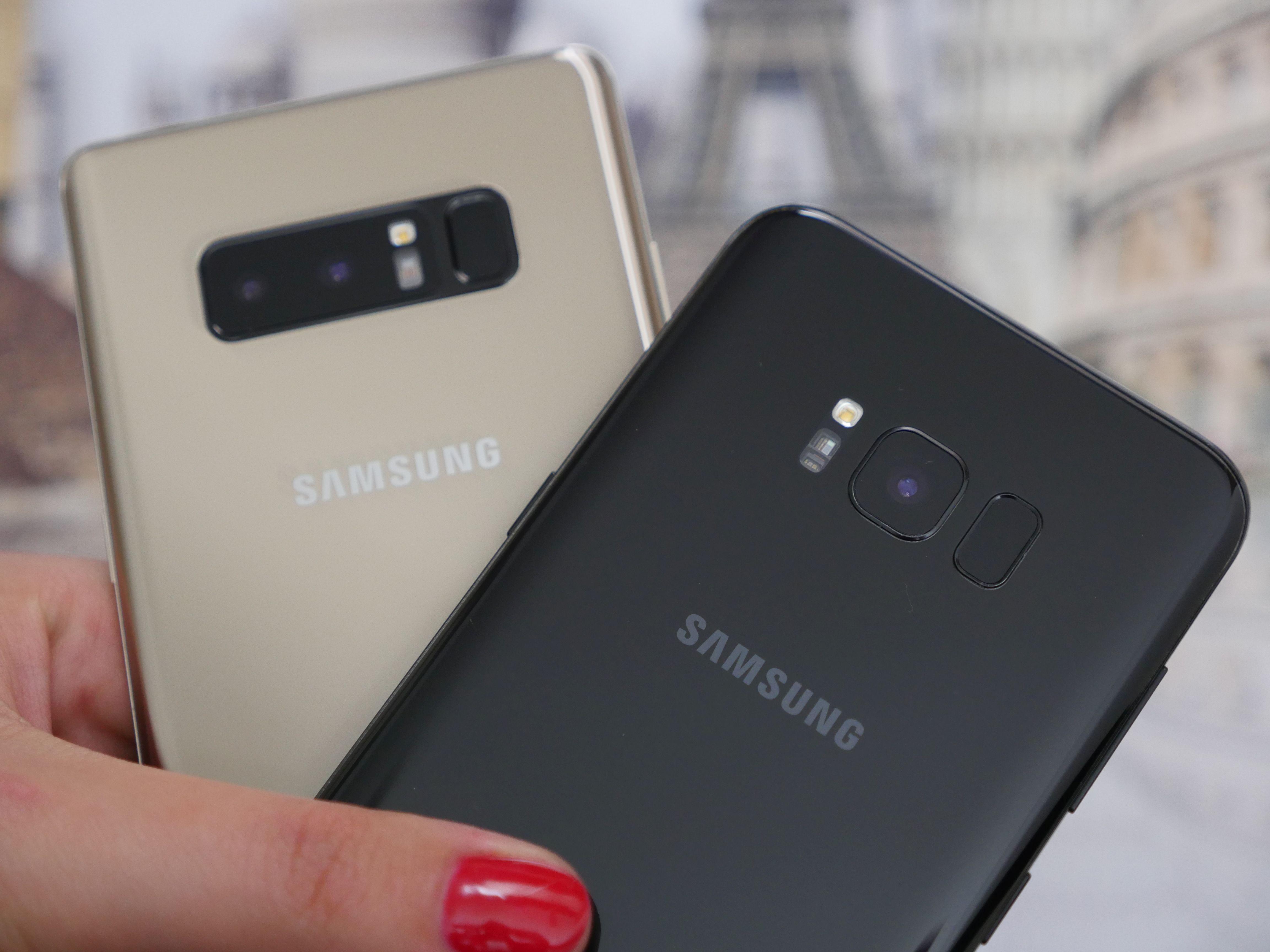 Tu nie ma złego wyboru: Samsung Galaxy Note 8 vs Samsung Galaxy S8 Plus 29